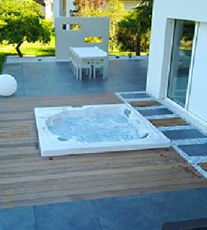 Aquastyles - service pose de spas