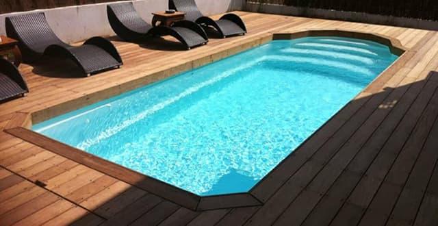 Aquastyles - piscine MILOS
