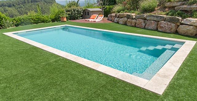 Aquastyles - piscine LEMNOS