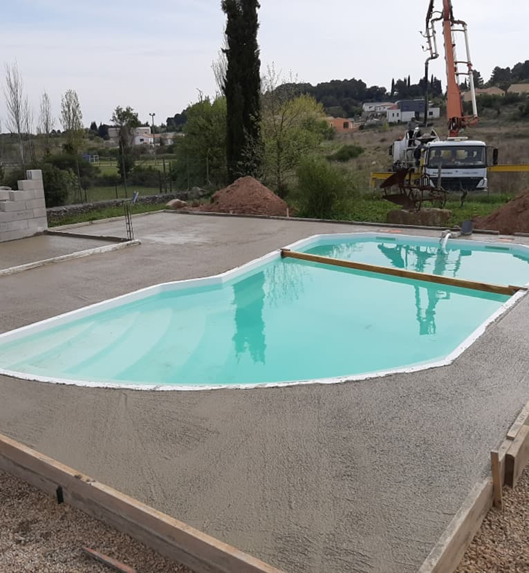 Aquastyles - Les chantiers continuent, pas d'arrêt chez AQUASTYLES !